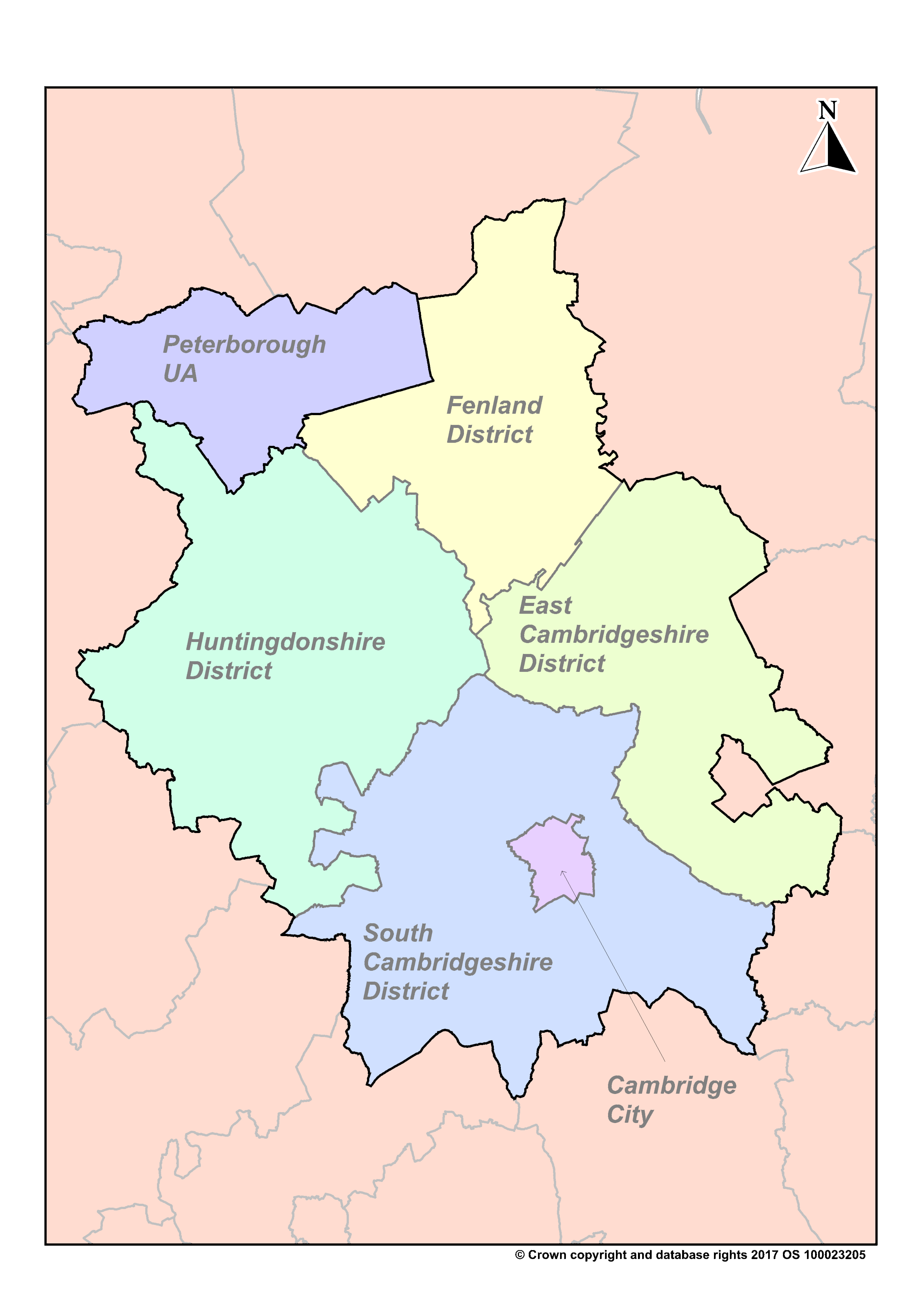GIS Mapping Templates   Cambridgeshire Insight Open Data on